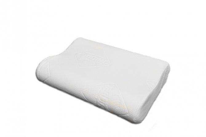 Viskoelastinė ortopedinė pagalvė